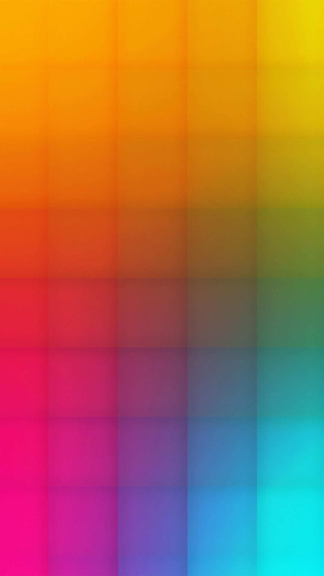 Background Abstract Cube Rainbow Color Pattern