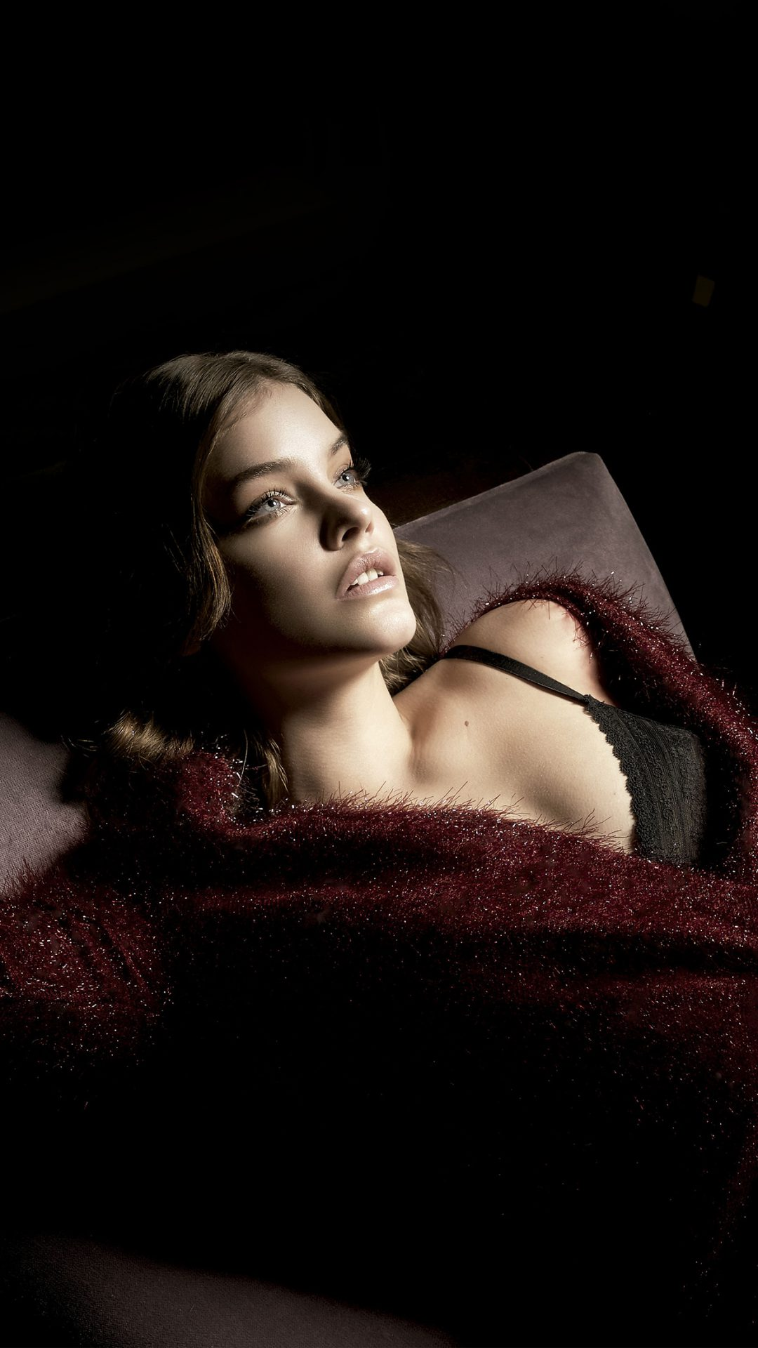 Barbara Palvin Dark Model