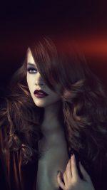 Barbara Palvin Dark Model Cute Flare