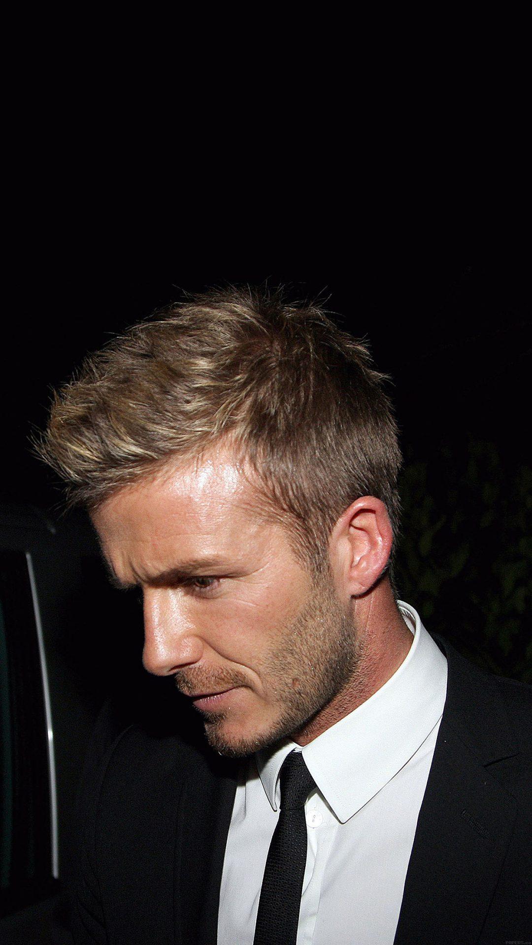 Beckham Beauty Sports Face