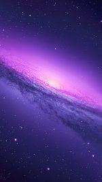 Blue Galaxy Y Space Nature