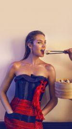Candice Swanepoel Model Victoria Secret Girl