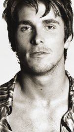 Actor Christian Bale --- Image by © Pablo Alfaro at CLM/CORBIS OUTLINE