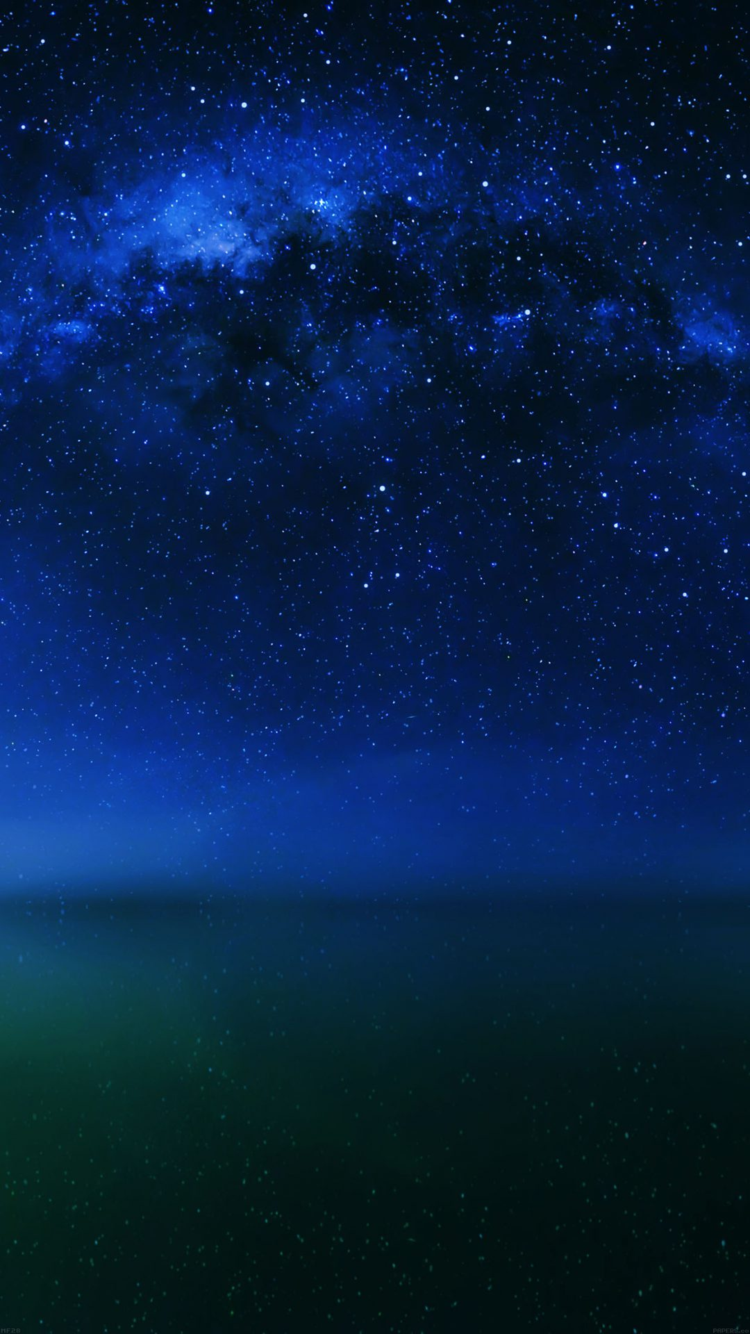 Cosmos Night Live Lake Space Starry