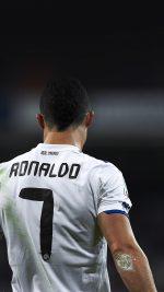 Cristiano Ronaldo 7 Real Madrid Soccer