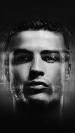 Cristiano Ronaldo Amazing Face Rocks Soccer