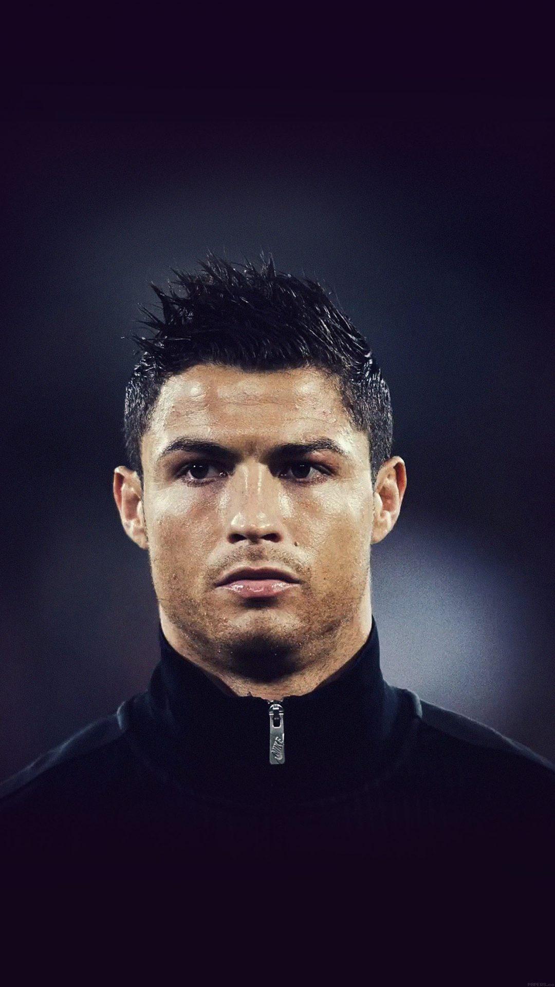 Cristiano Ronaldo Sports Face