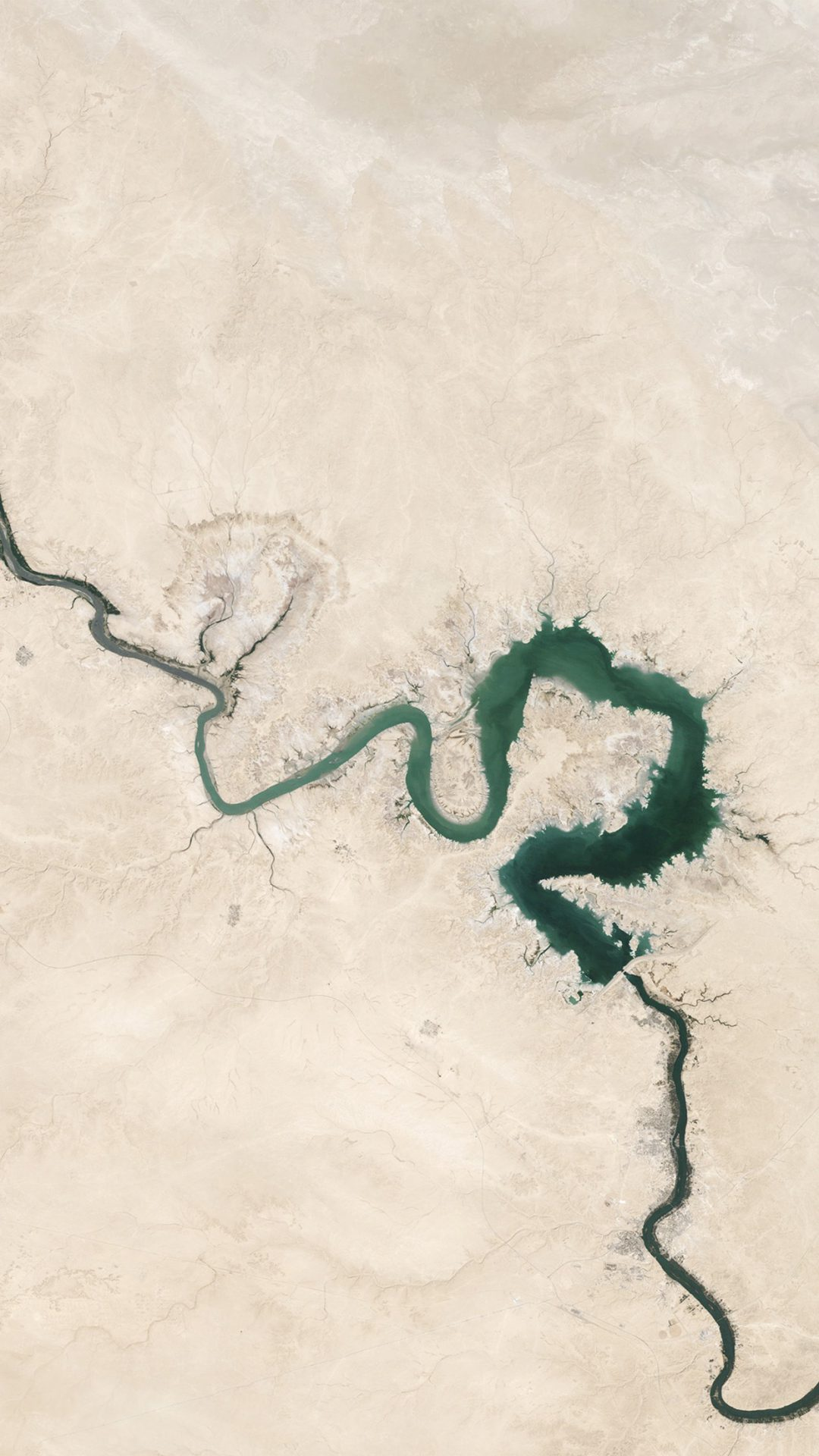 Earthview Space Land River Green