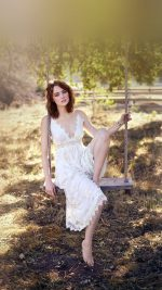 Emma Stone Spring Celebrity