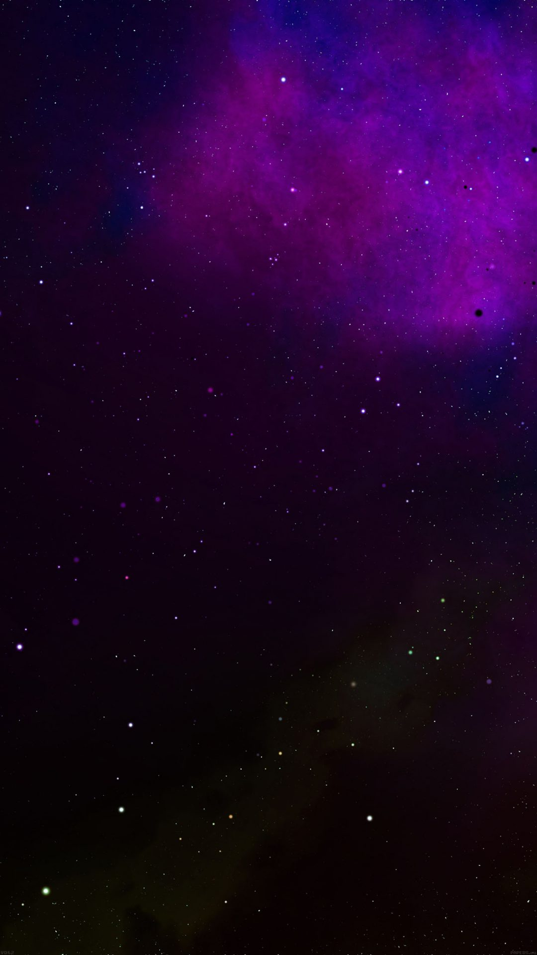 Frontier Galaxy Space Colorful Star Nebula
