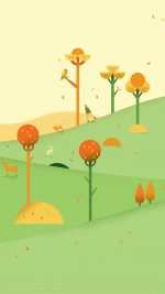 Google Lollipop September Mountain Animals