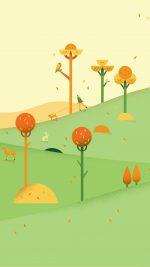 Google Lollipop September Mountain Animals
