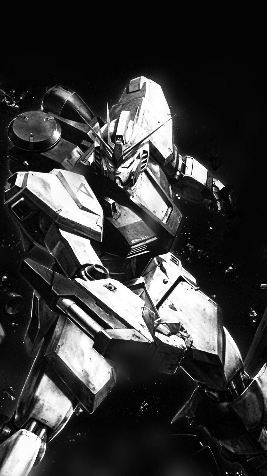 Gundam Rx Illust Toy Space Art Dark