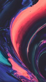 Htc Abstract Art Paint Pattern