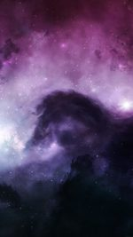 Illuminating Space Star Galaxy Art