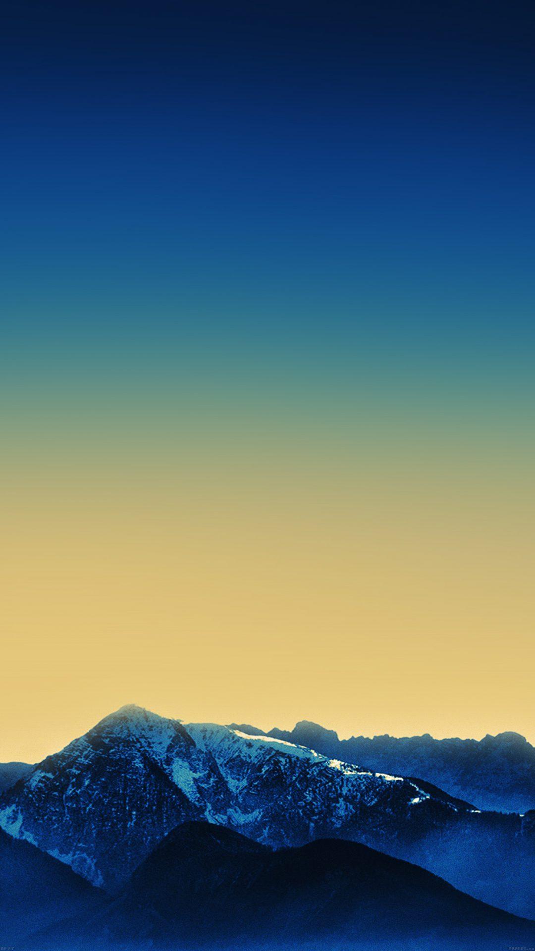 Ipad Air 2 Dark Blue Wallpaper Official Mountain Apple Art
