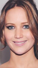 Jennifer Lawrence Smile Celebrity Face