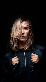 Karlie Kloss Dark Nike Model