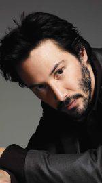 Keanu Reeves Hair Star