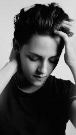 Kristen Stewart Bw Dark Celebrity