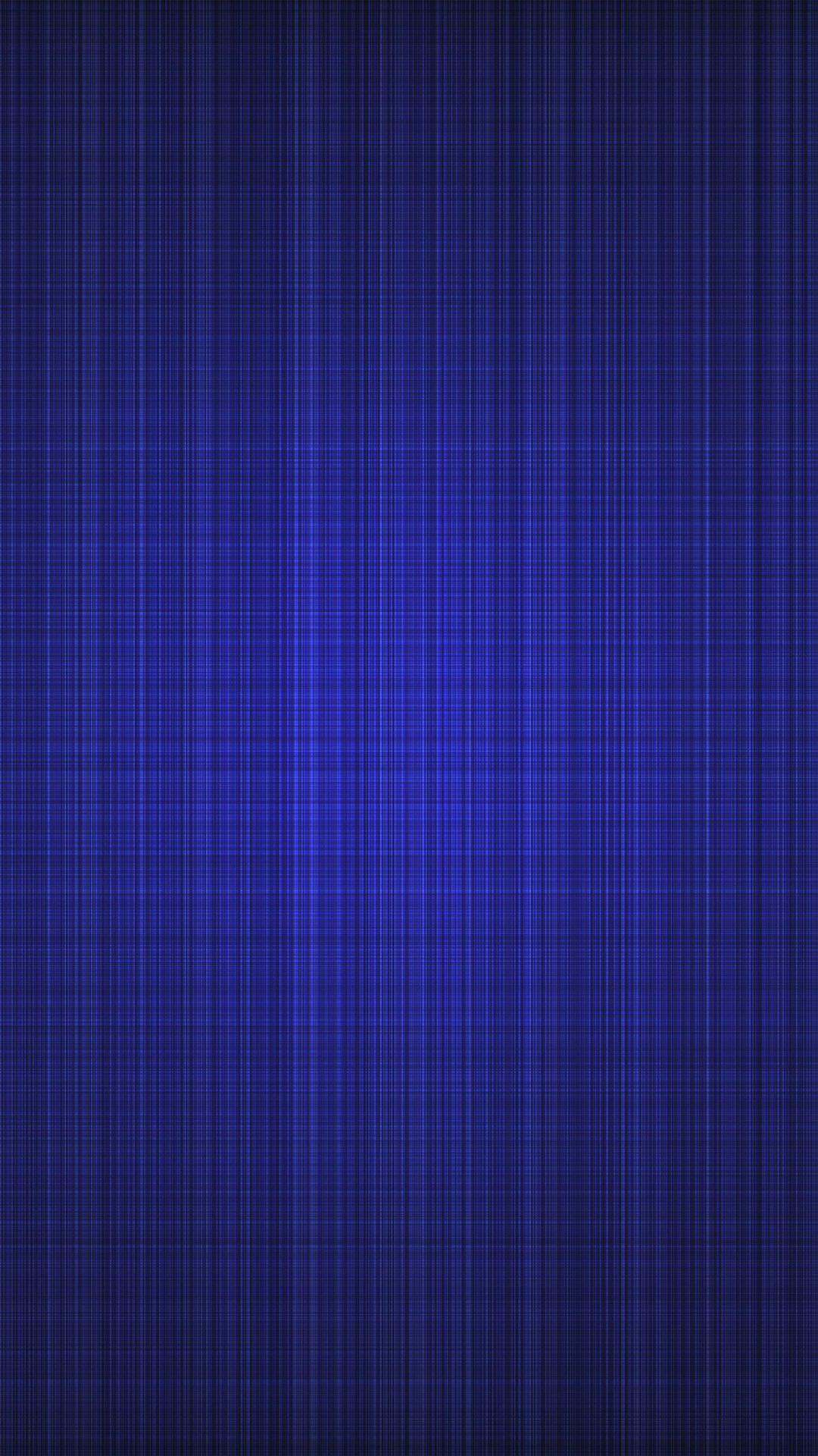 Linen Blue Dark Abstract Pattern