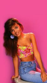 allvip.us Tiffani Amber Thiessen Kelly Kapowski Saved by the Bell 1989–1993