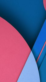 Lollipop Android Blue Official Wallpapers Set