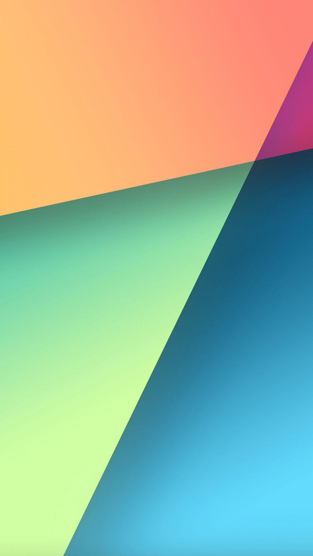 Lollipop Background Android Rainbow Pattern