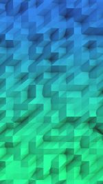 Low Poly Abstract Fun Pattern