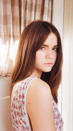 Maia Mitchell Model Home Cute