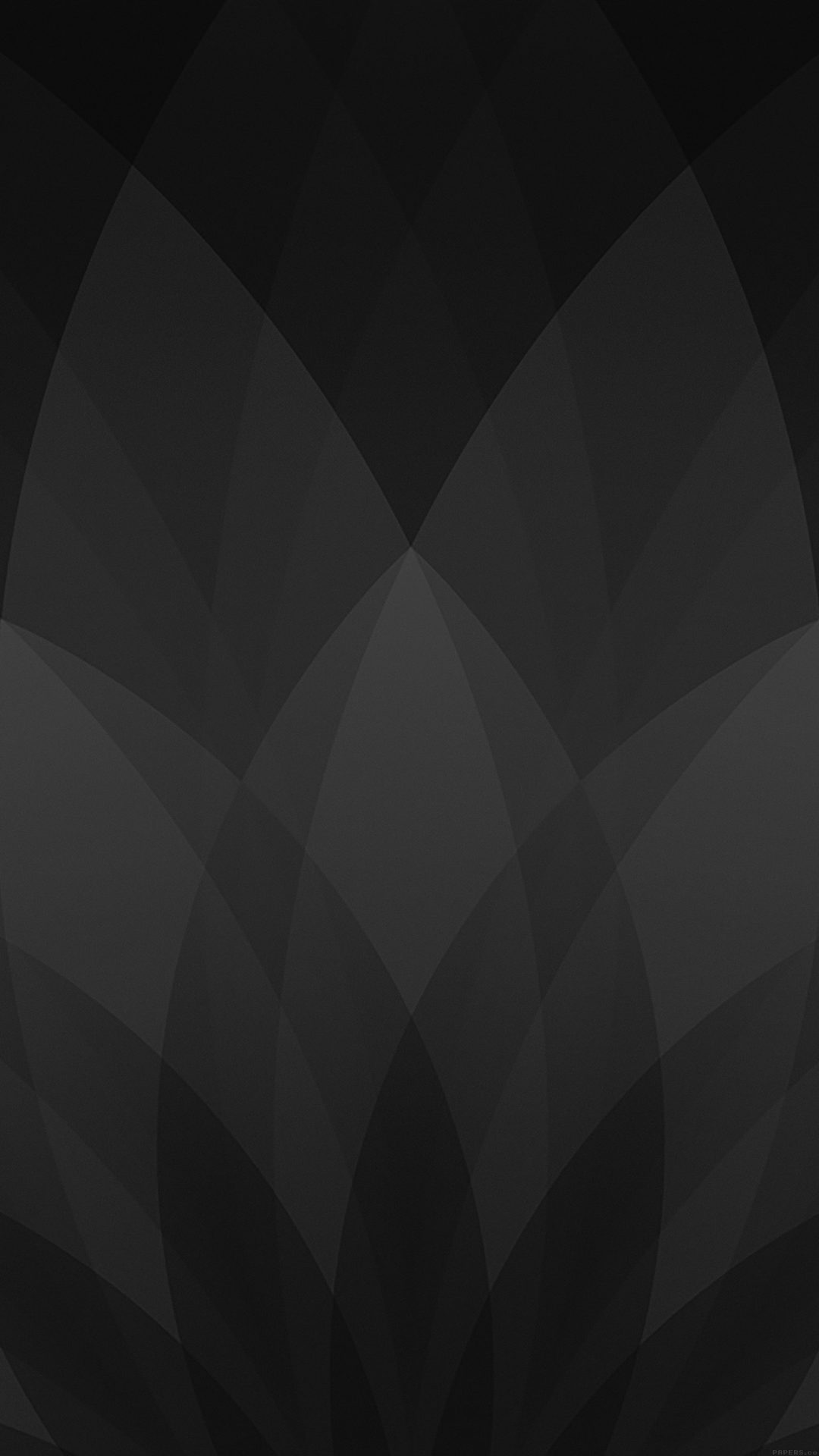March Apple Event Dark Black Pattern