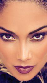Nicole Scherzinger Artist Face