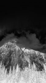 Os X Yosemite Mac Apple Dark Night