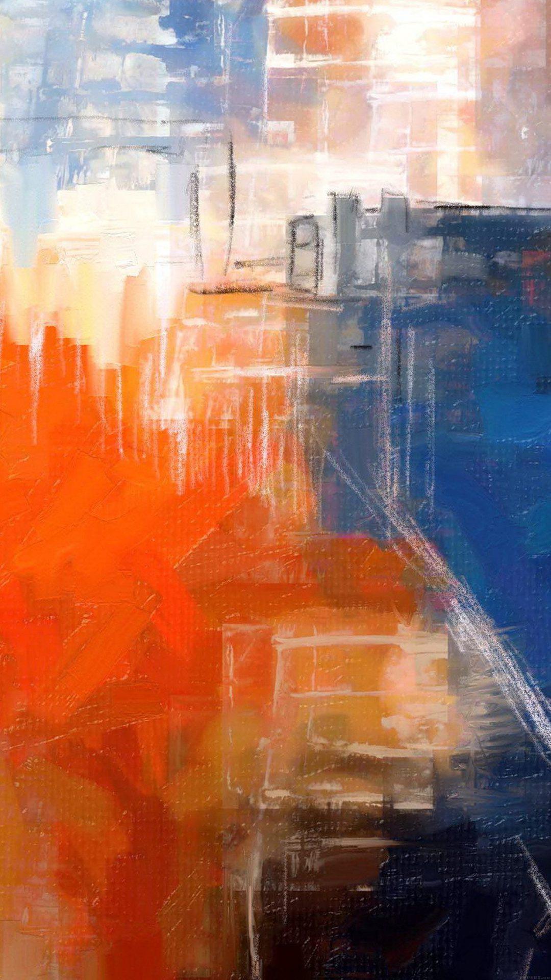 Paint Art Illust Diet Abstract