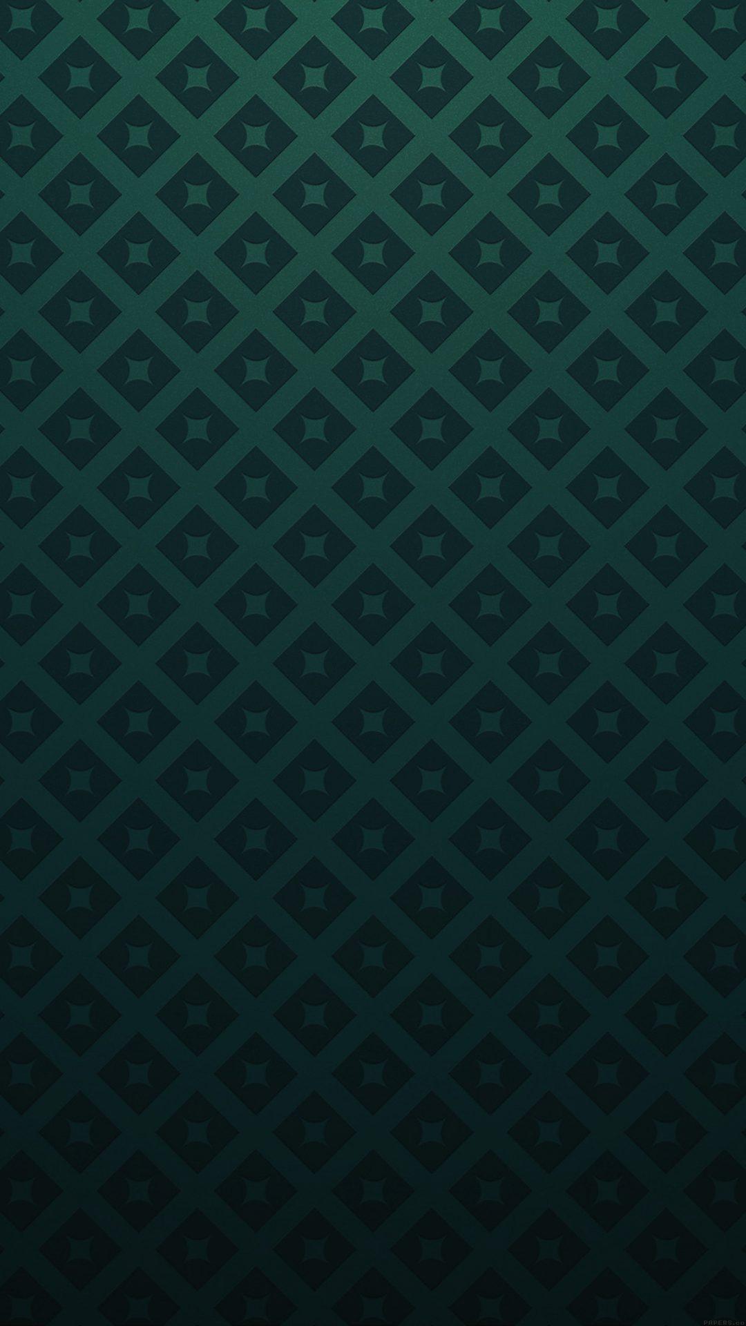 Patterns Art Green Digital Abstract Wall
