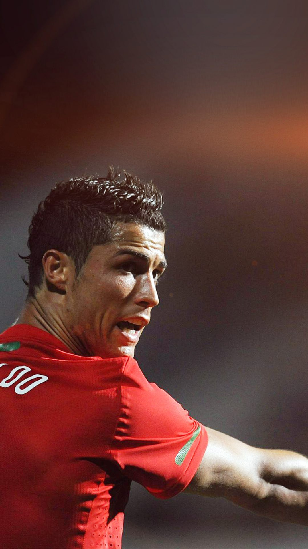 Ronaldo Soccer Sports Star 7 Fan Captain