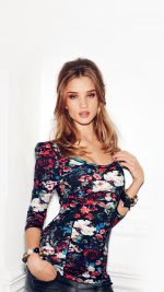 Rosie Huntington Model Victoria Secret
