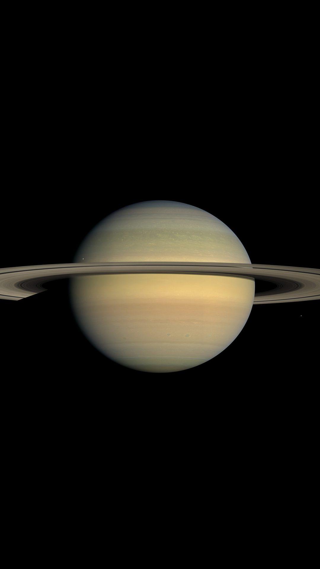 Saturn Space Star Nature Art Illustration