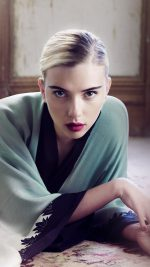 Scarlett Johansson Actress Girl Bed Model