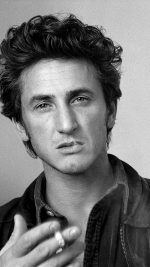 Sean Penn Smoking Actor Celebrity