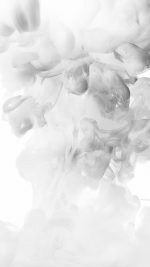 Smoke White Bw Abstract Fog Art Illust