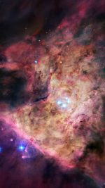 Space Andromeda Galaxy Star Art