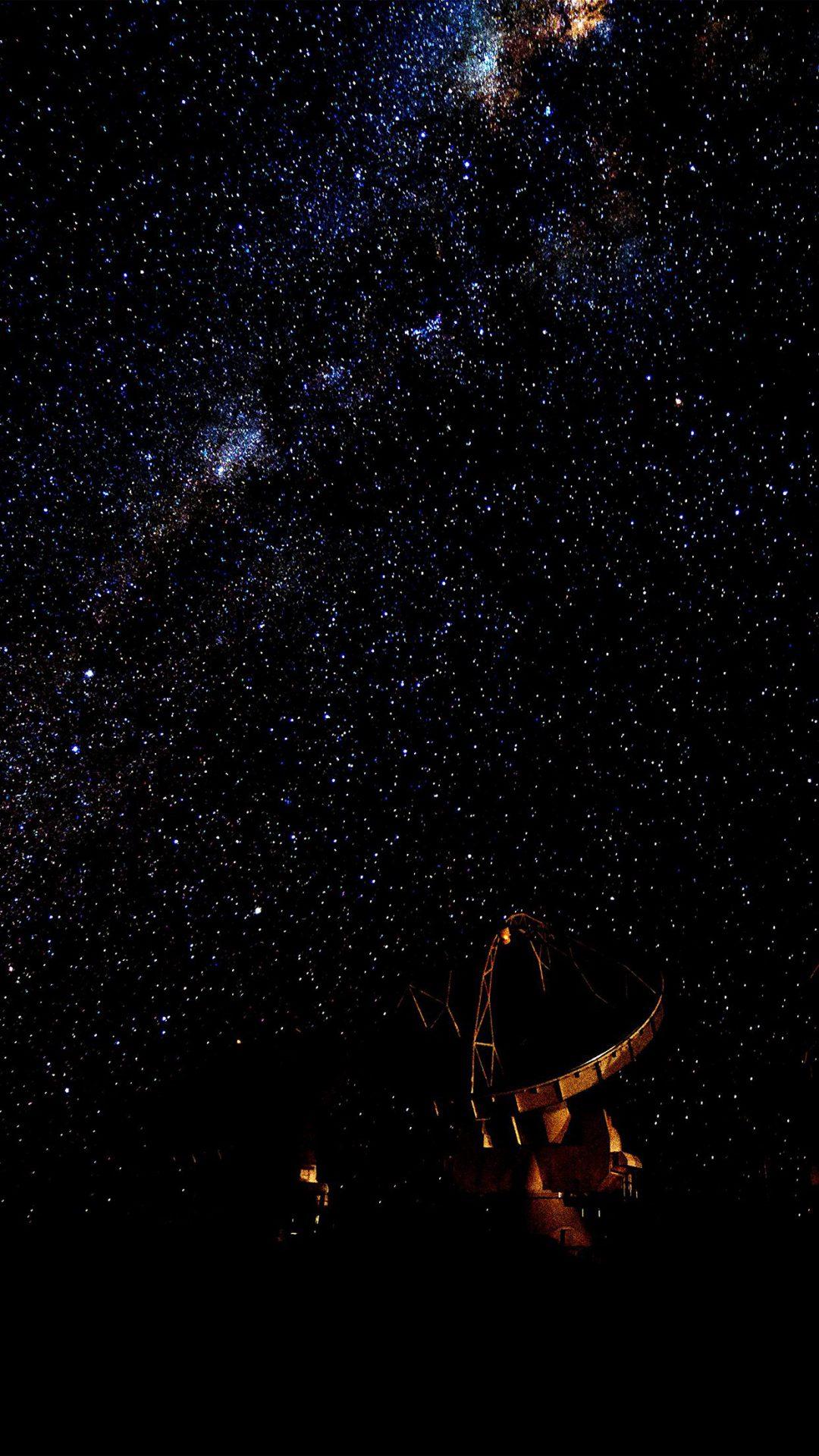 Space Dark Star Nature Black Sky