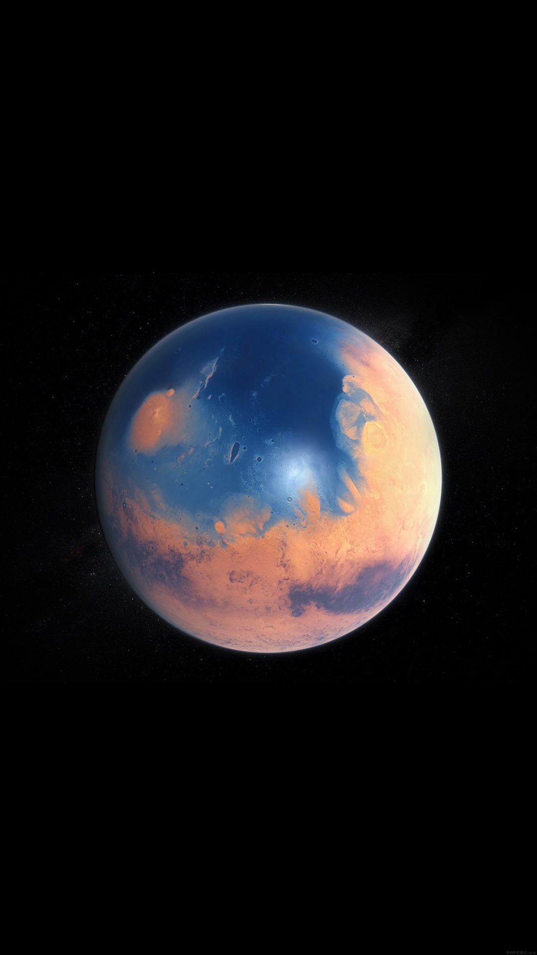 Space Earth Planet Art Illust Dark
