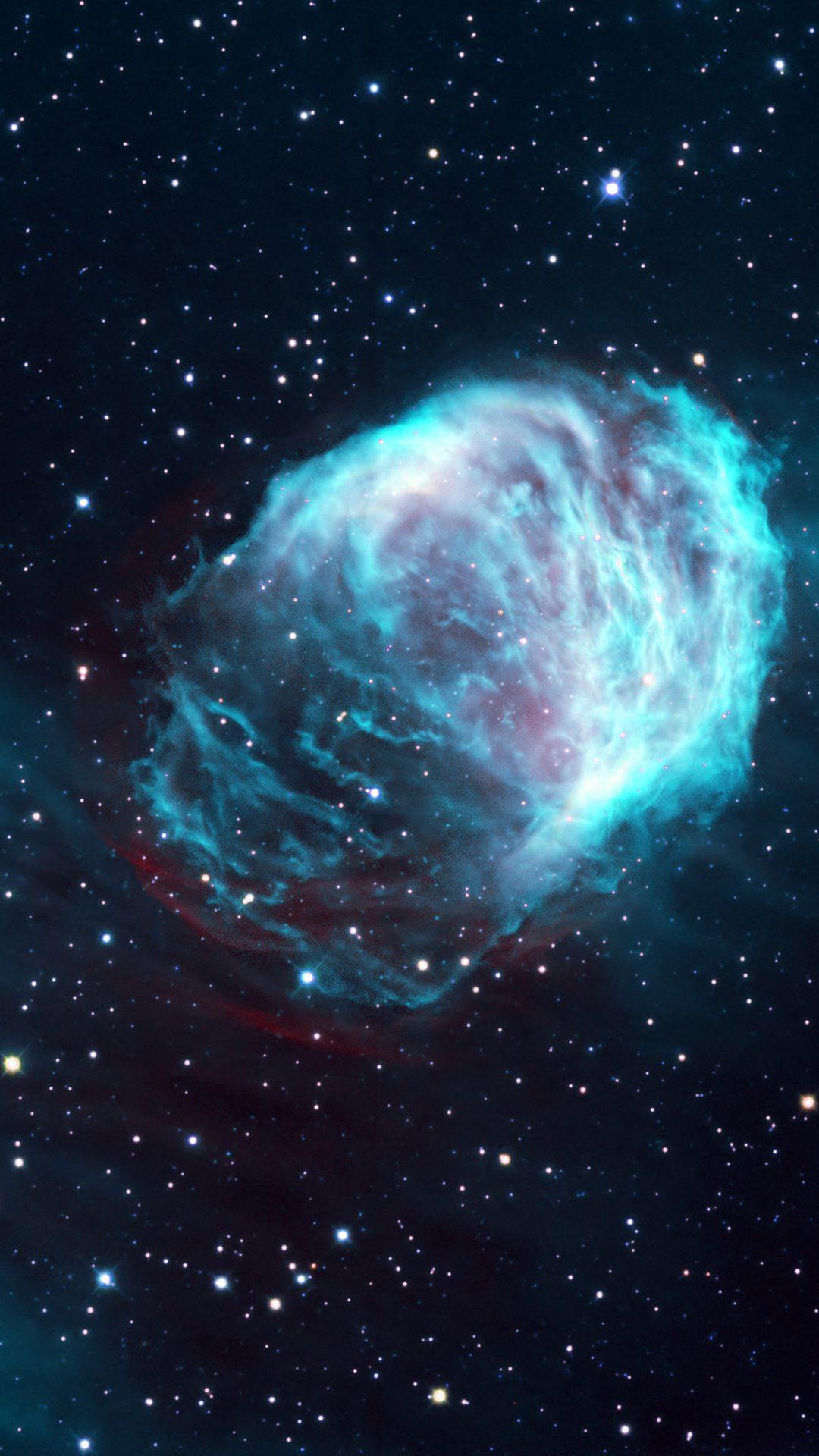 Space Medusa Crawford Galaxy Star Dark