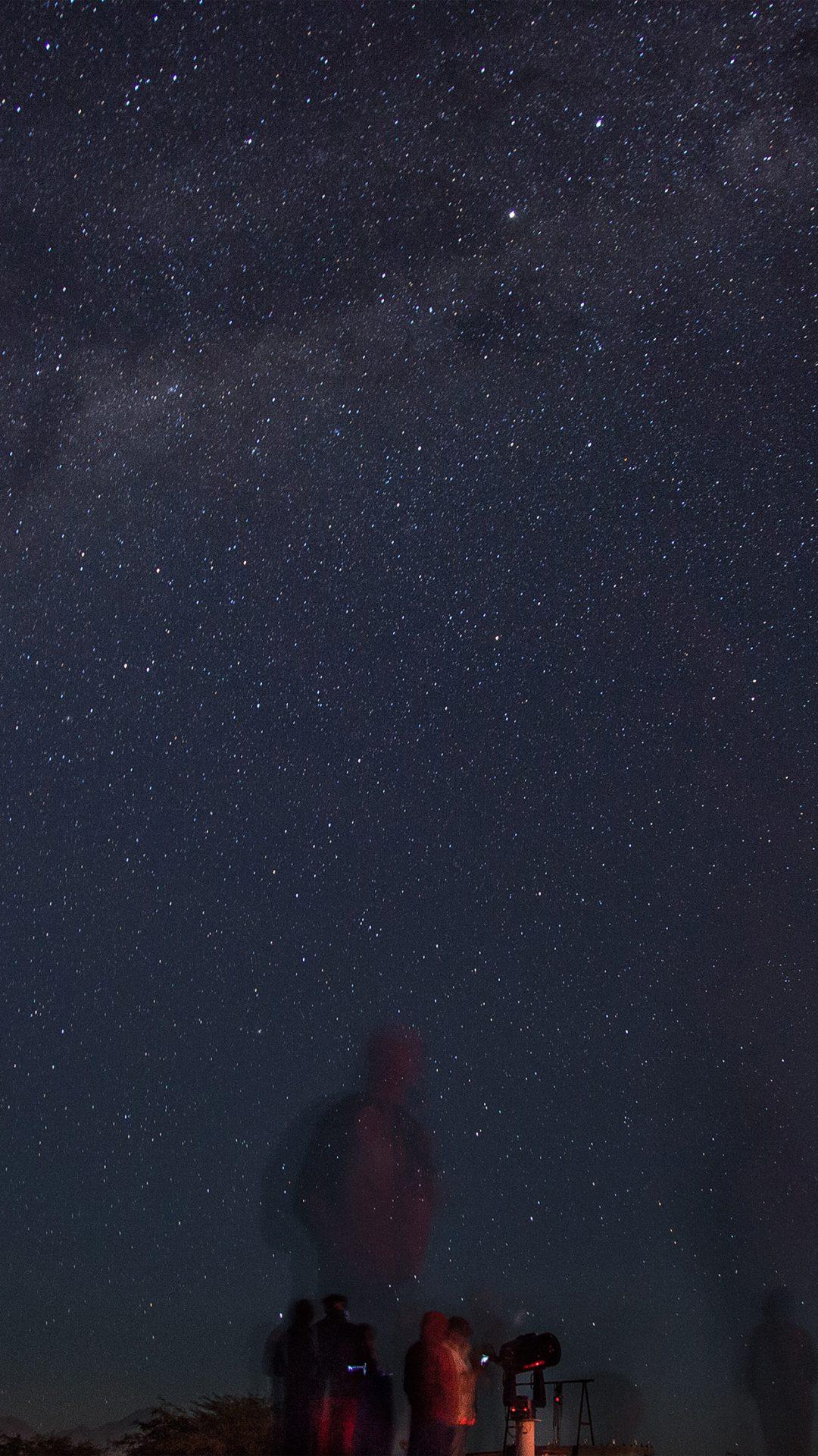 Starry Night Sky Space Night