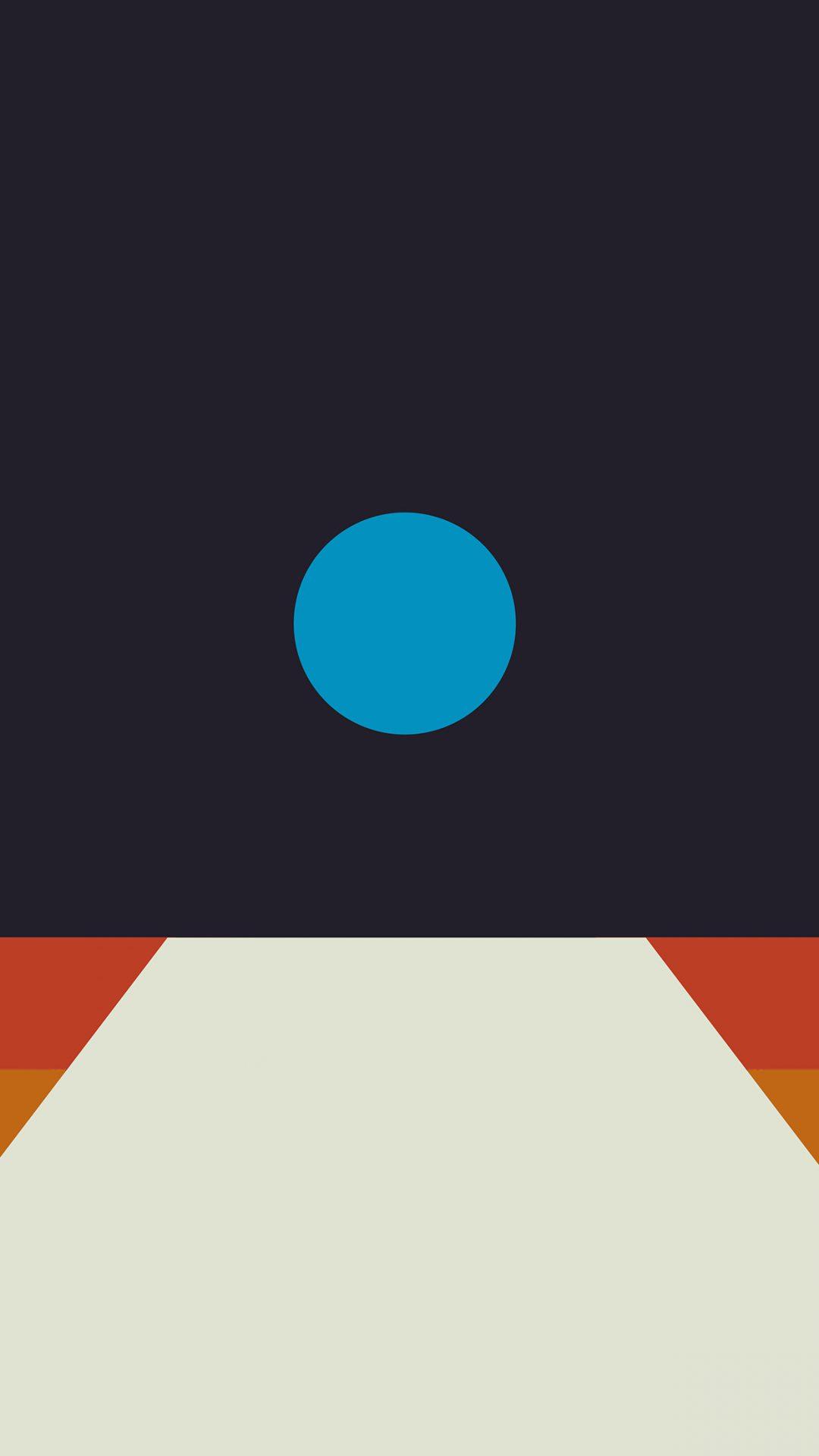 Tycho Art Blue Illustration Art Abstract Minimal