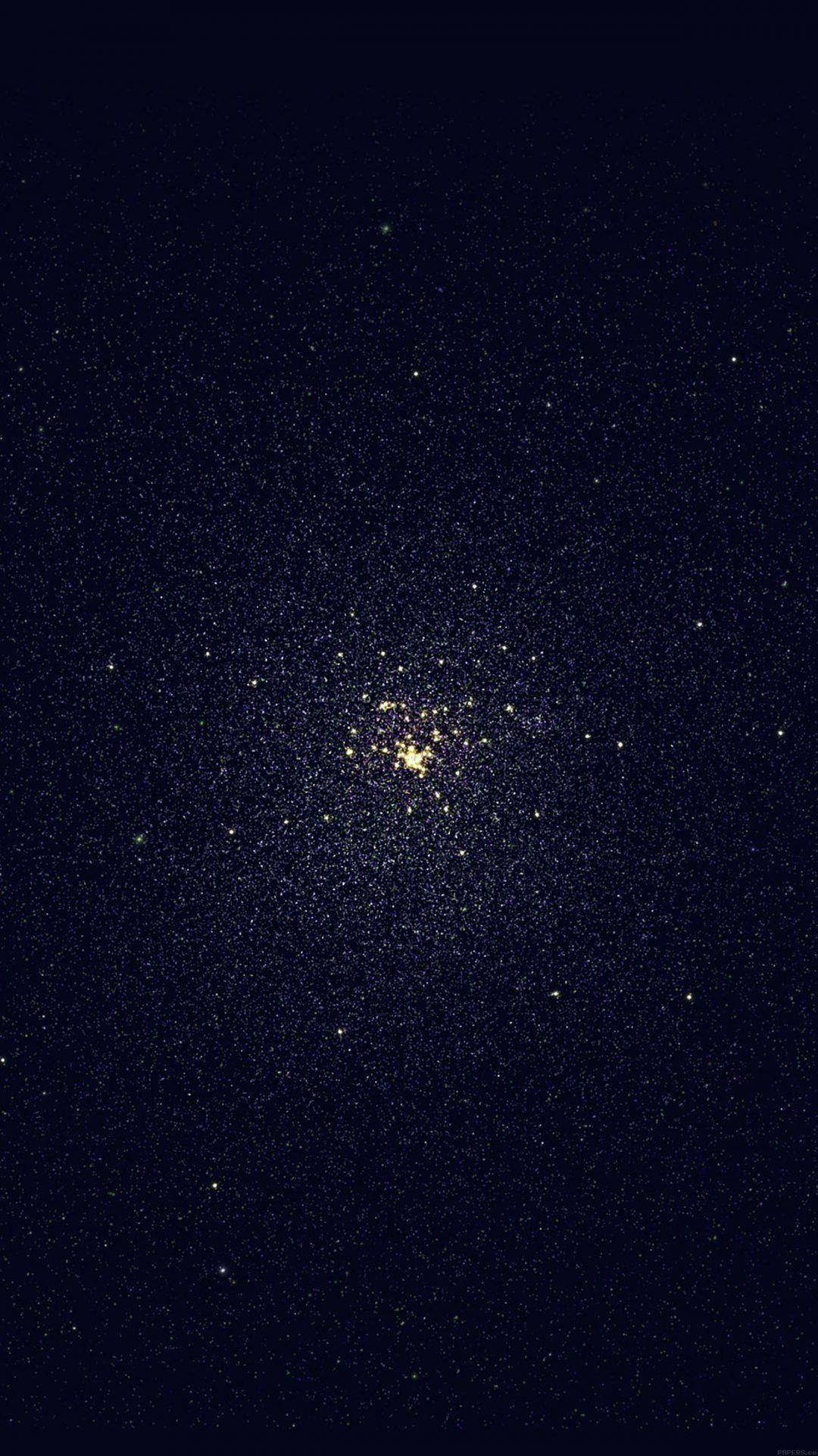 Wallpaper Blue Universe Space Star Pattern