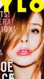 Wallpaper Chloe Moretz Nylon Woman Star