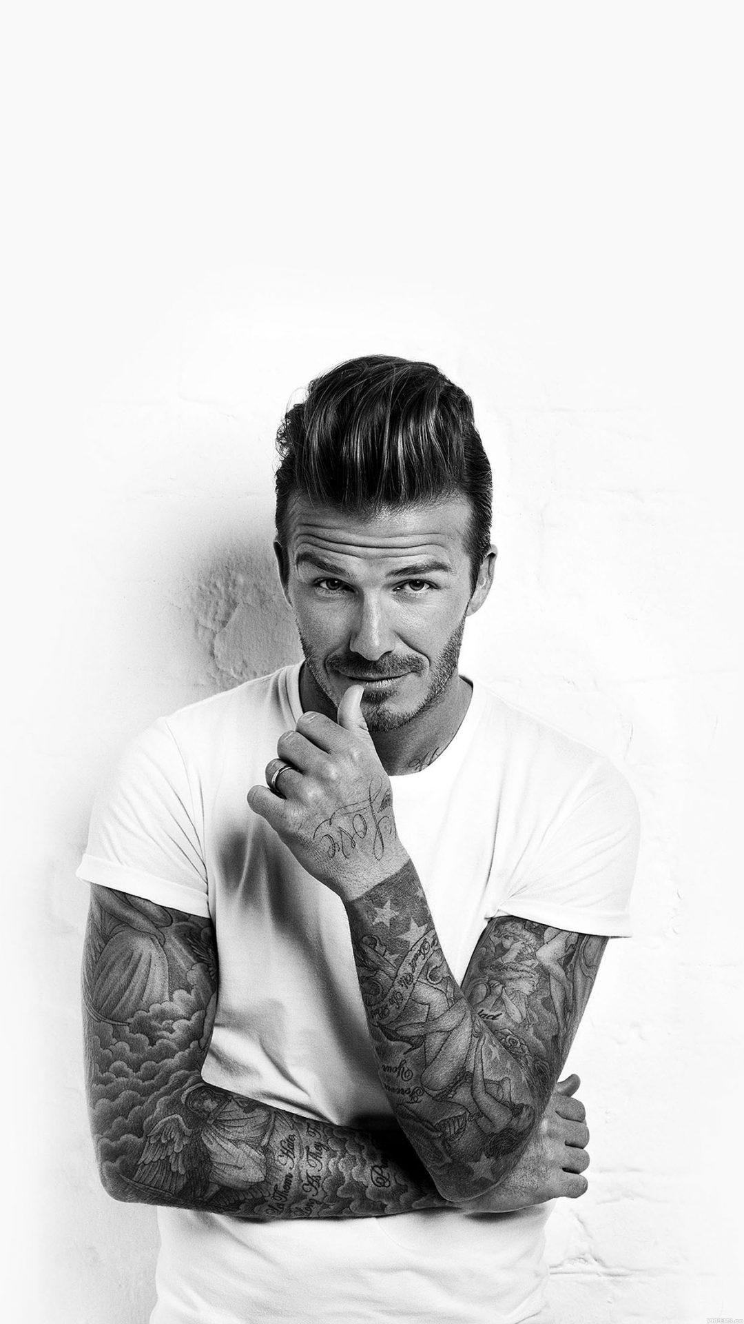 Wallpaper David Beckham Sports Face